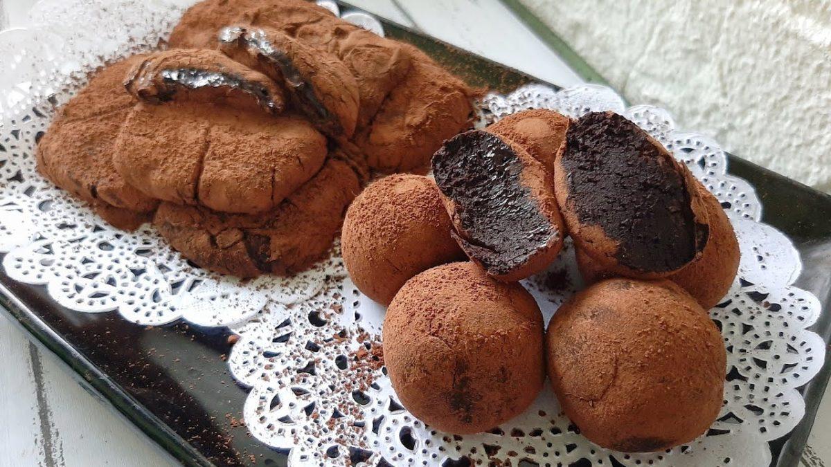Cara Membuat Cemilan Coklat