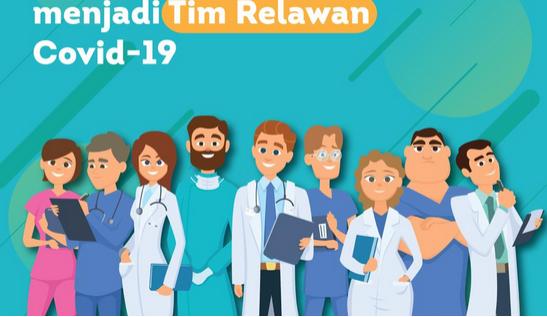 Relawan Penelitian Vaksin Covid-19