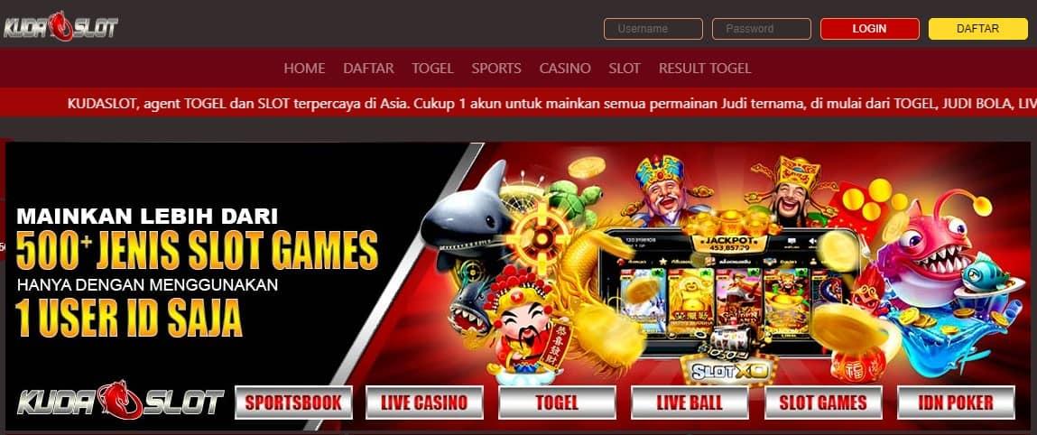 Kudaslot Situs Judi Slot Online Terbesar Paling Mudah Menang