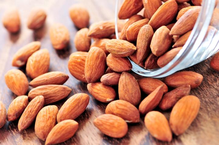 Kacang Almond, Cemilan Sehat Penunda Lapar