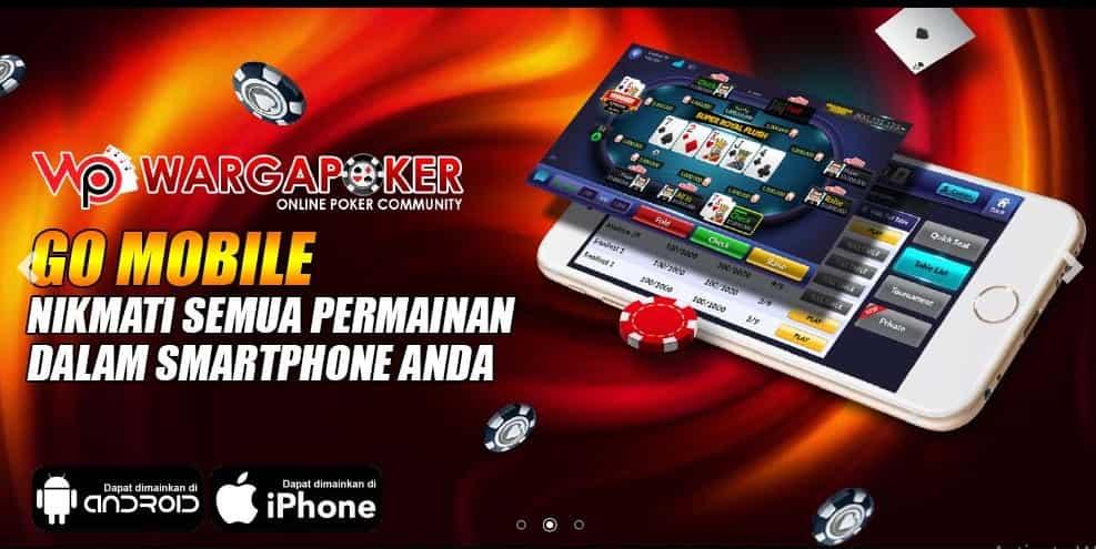 Main Poker Online Menguntungkan di Situs Wargapoker