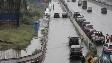 Jakarta Banjir, Kinerja Anies Disorot