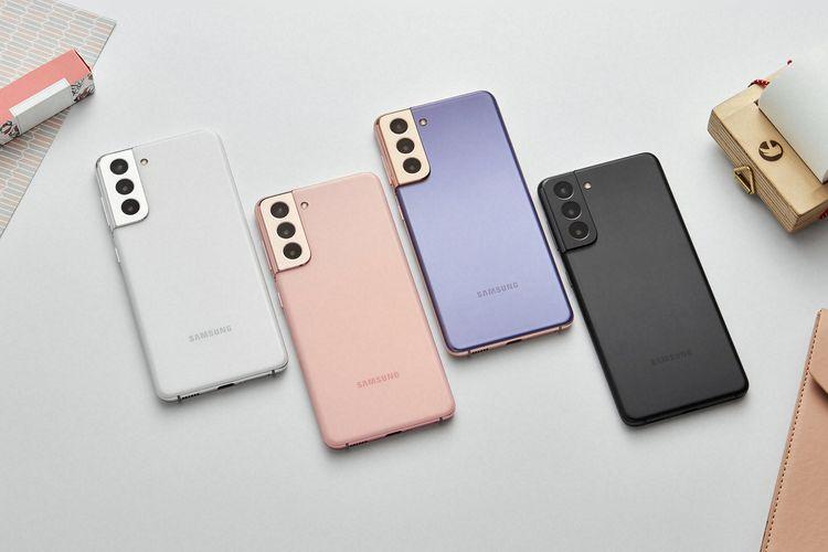 Spesifikasi Samsung Galaxy S21 Dan S20 Dan Varian Warna Beragam